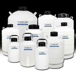 30l Cryogenic Container Liquid Nitrogen Ln2 Tank With Protective Sleeve T