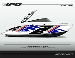 Ipd Rm Design Graphic Kit For Yamaha 242 Limited, Sx240, Ar240