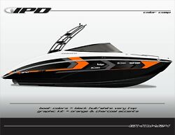 Ipd Kw Design Graphic Kit For Yamaha 242 Limited Sx240 Ar240