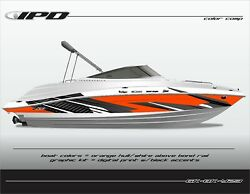Ipd Bk Design Graphic Kit For Yamaha 232 Limited, Sx230, Ar230