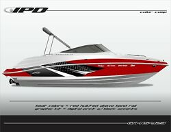 Ipd Ns Design Graphic Kit For Yamaha 232 Limited, Sx230, Ar230