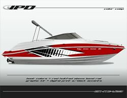 Ipd Kc Design Graphic Kit For Yamaha 232 Limited, Sx230, Ar230
