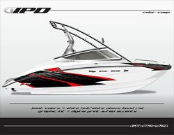 Ipd K2 Design Graphic Kit For Yamaha Sx190, Sx192, Ar190 And Ar192
