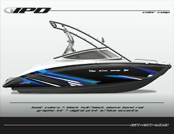 Ipd Bk Design Graphic Kit For Yamaha Sx190, Sx192, Ar190 And Ar192