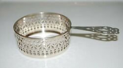 Gorham Sterling Silver Ramekin Cup Holder Pattern Number A5546 20th Century 7
