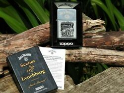 Zippo Lighter - Jack Daniels Scenes From Lynchburg - Limited Edition - Series 2