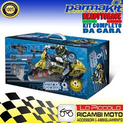 Set Ready To Race Parmakit Complete Track ø60 Silencer Ignition Carburettor