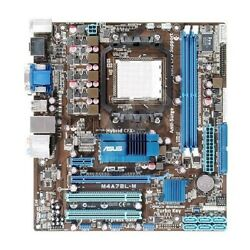 Asus M4a78l-m , Am2/am2+/am3 Support , Amd Motherboard