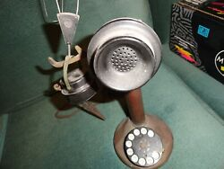 Great 1915 Western Electric Company Candlestick Antique Telephone.vintage Phone