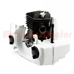 Engine Motor 49mm Cylinder Crankcase Compatible With Stihl 029 039 Ms290 Ms390