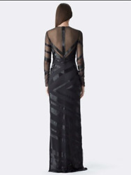 Alana Beaded And Sequin Embroidered Silk Dress