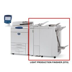 Light Production Finisher For The Xerox Docucolor 242 252 260 7600 7700, Dtx
