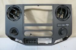 ✅ 11 12 13-16 Ford F350 F250 Radio AC Heater Climate Control Bezel w/ Vents OEM