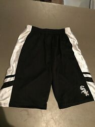 Chicago White Sox Youth XL 16-18 Athletic Shorts MLB Baseball $9.99
