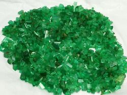 1045 Carats Good quality Emerald rough Crystals Lot fromPanjshirAfghanistan