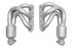SOUL PERFORMANCE LONG TUBE HEADERS for 2005-2008 PORSCHE 987.1 BOXSTER  CAYMAN