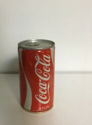 Vintage Coke (error can) double side top and bottom pull tap can