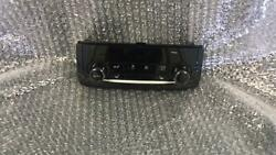 BMW G30 G31 G32 G38 CLIMATE SWITCH UNIT REAR WITH HEATED SEATS CERAMIC 6826901