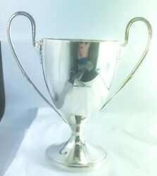 1804 Walter Blind Solid Silver Trophy