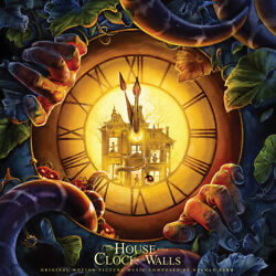 Nathan Barr The House With A Clock In Its Walls deluxe Coloured Vinyl 2 LP NEW s