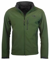 The North Face Men's Apex Bionic Softshell Jacket - Scallion Green