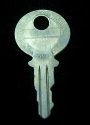Ignition Switch Key 47 From Briggs And Stratton Series 31-54, 1920's Vintage