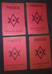 Aleister Crowley Magick In Theory And Practice 1929