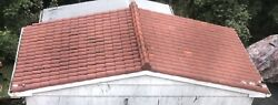 Spanish Tiles For Roof Covered 24'x12' 650+ Pieces In Total