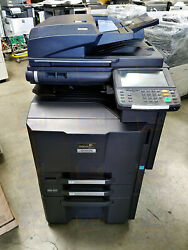 Kyocera Taskalfa 2550ci A3 Color Laser Copier Printer Scanner Mfp 25 Ppm 3050ci