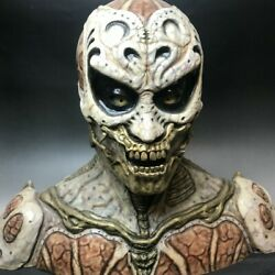 The Jitters Su Warrior 1/1 Life Size Bust Hand Made Model Rare