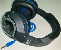 Turtle Beach Earforce Wired Gaming Headset For Xbox 360, Ps3, Pc, Mobile, No Mic