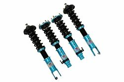 Megan Racing For 08-12 Honda Accord And 09-14 Tsx Ez Ii Street Dampening Coilovers