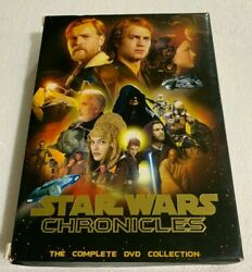 Star Wars Chronicles The Complete Dvd Collection 6-disc Set