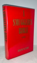 A Smugglerand039s Bible/mcelroy First Edition Advance Copy Signed And Inscribed
