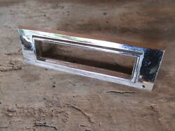 Gm 69 Chevelle Side Marker Bezel 1969 Ss Copo Yenko Chevy 396 Driver Quality