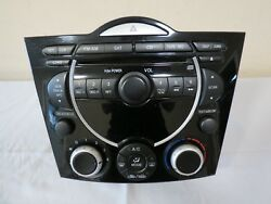 04 05 06 07 08 Mazda rx8 rx-8 AM FM Sat Radio Tape CD Player Climate Control OEM