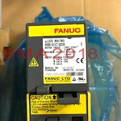 1pc New Fanuc A06b-6117-h209 A06b6117h209 One Year Warranty Fast Delivery