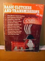 Petersen#x27;s Basic Clutches and Transmissions No 2 1971 2nd printing PB $8.99