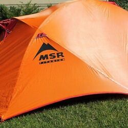 Msr Titanium Fusion 2 Tent Moss Outdoor Camp World Only 100 Rare