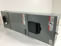 Eaton Ch-217mtbp Meter Test Block Pull Out Enclosure 100a 240v 3p-4w