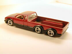 Check It Out Hot Wheels Customized Steel Flame Pair-a-dice Customs