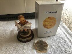 1997 Hummel Gold Edition Packers Figurine