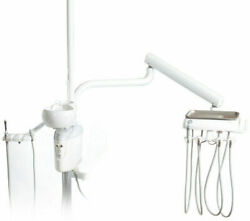 Tpc Dental 2015 Mirage Chair Mounted Delivery System Without Cuspidor