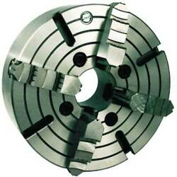 Gator 25.0 Pi Series 4-jaw Solid Jaws Independent Semi-steel Body Lathe Chuck