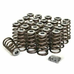 Xdp 24v Performance Valve Springs/retainer Kit For 98.5-18 Dodge 5.9/6.7 Cummins