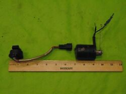 Yamaha 200hp 1990s - 2000and039s Era Solenoid Assembly And Trim And Tilt Switch Assy