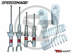 Truhart For 08-12 Accord And 09-14 Acura Tl Sport Shocks And Lowering Springs Set