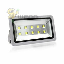 500w Led Flood Light Ip66 Ultra Bright Outdoor Garden Waterproof Lamp