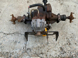 Cub Cadet Gt2521 Tractor Cast Iron Rear End With Hydro Pump And Wheels