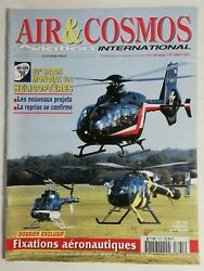 20 Magazine Aviation Air And Cosmos No 1645 February 1998 Salons Helicopter